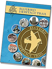 Dover Bluebird Trail Guide