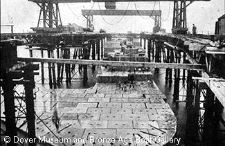 Building of Admiralty Harbourd25173