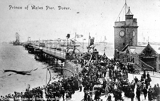 Prince of Wales Pier Dover