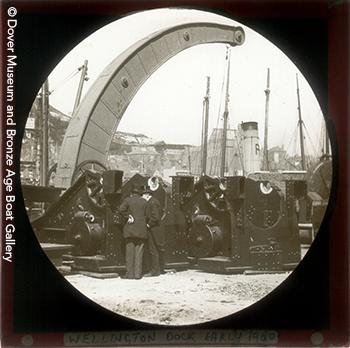 Fairbairn Crane Dover