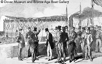 Admiralty Pier Dover