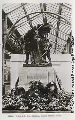 Railwaymen Memorial Dover