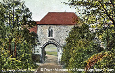 Dover Priory Gatehouse