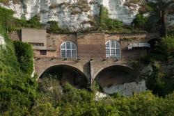 Cliff Casemates Dover