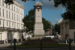 The Rifles Monument Dover
