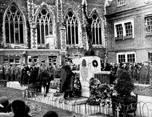 Dover War Memorial 1925