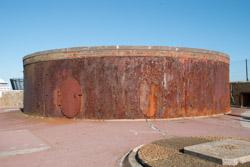 Admiralty Pier Gun Turret